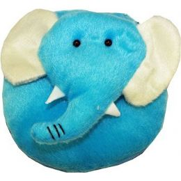 120 Units of Elephant Plush Cd Holder - CD and DVD Accessories