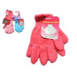 288 Units of Fuzzy Gloves - Fuzzy Gloves