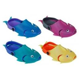60 Units of Kids Fish Clog's - Unisex Footwear