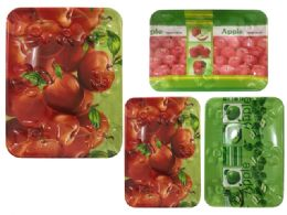 48 Units of Rectangle Serving Tray - Serving Trays