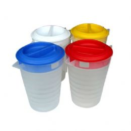 48 Units of 3lt Water Pitcher - Plastic Drinkware