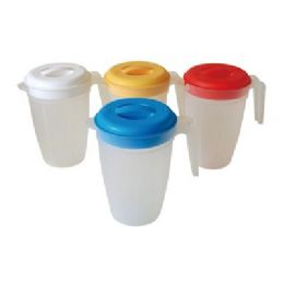 48 Units of 2lt Water Pitcher - Plastic Drinkware