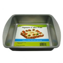 "36 Units of Square Cake Pan 7.6""x7.6"" - Serving Trays"