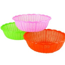 96 Units of 3 Assorted Colander - Strainers & Funnels