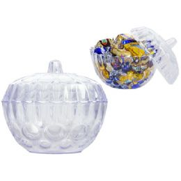 72 Units of crystal candy jar - Plastic Serving Ware
