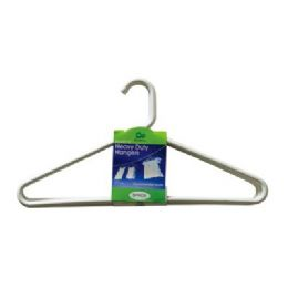 48 Units of 3pk Heavy Duty Hangers - Hangers