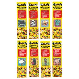 100 Units of Gadgetz Screen Cleaner Cloth - Cell Phone Accessories
