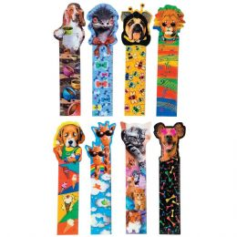 100 Units of Animals Rule Hologram Bookmark - Crosswords, Dictionaries, Puzzle books