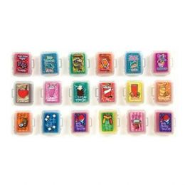 144 Units of Scent-sibles Kneaded Eraser Assortment - Erasers