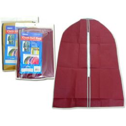"""96 Units of SUIT BAG CLOTH 24X35"""" - Bags Of All Types"""