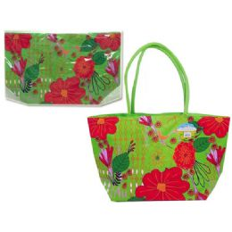"""48 Units of TOTE BAG 21X13.4""""HANDLE 12.6"""" LONG - Bags Of All Types"""