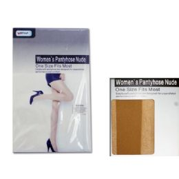 288 Units of Pantyhose Women's Nude - Womens Pantyhose