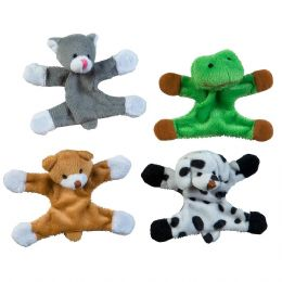 288 Units of Locker Buddies Plush Magnet - Novelty Toys