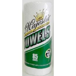 30 Units of Wholesale 85 Sheet 2 Ply Paper Towels - Tissues