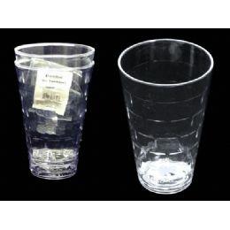 72 Units of 2 pc  tumblers - Plastic Drinkware