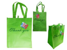 96 Units of SHOPPING BAG W/HANDLE - Bags Of All Types