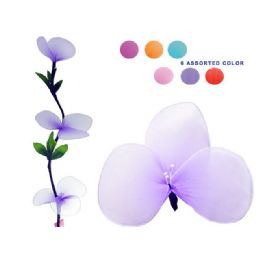 144 Units of FLOWER DECORATIVE 1.1M 6ASST - Artificial Flowers