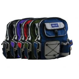 """20 Units of 17 Inches Odyssey Multicolor Backpack - Backpacks 17"""""""