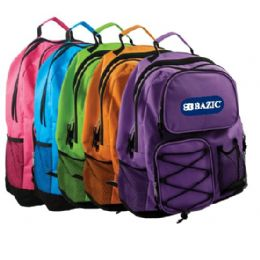 """20 Units of 17 Inches Odyssey Bright Color Backpack - Backpacks 17"""""""