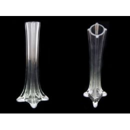 "48 Units of GLASS VASE 11.8"" TRANSPARENT - Glassware"