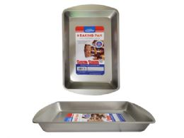 48 Units of Rectangle Baking Pan - Frying Pans and Baking Pans