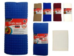 72 Units of Dish Mat - Kitchen Linens