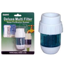 """144 Units of WATER FILTER 1.5""""DIAX2.75"""" HBC 2.9X7"""" H - Drinking Water Bottle"""
