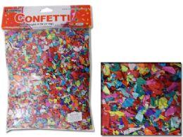144 Units of Multicolor Tissue Confetti - Streamers & Confetti