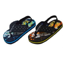 36 Units of Children's Sandals - Girls Sandals