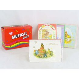 216 Units of card musical card - Invitations & Cards