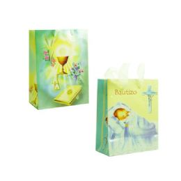 "144 Units of Gift Bag Reg S 6.10x5x2.56"" - Gift Bags Baby"
