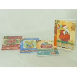 576 Units of CARD XMAS 12.2*17.3CM - Invitations & Cards