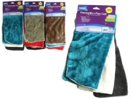 96 Units of Familymaid Brand Cleaning Microfiber Cloth - Auto Cleaning Supplies
