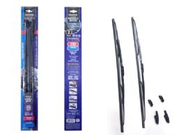 72 Units of FamilyMaid Brand Windshield Wiper Blades, 18in - Auto Accessories