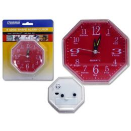 72 Units of ALARM CLOCK - Clocks & Timers