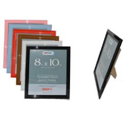 """96 Units of Photo Frame 8x10"""" 6asst - Picture Frames"""