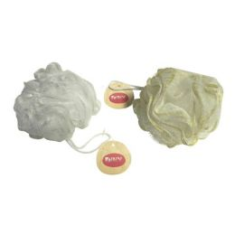 48 Units of Wholesale Fancy Bath Sponge By Diny Home And Style - Bathroom Accessories