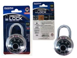 96 Units of Combination Padlock 45mm - Hardware Miscellaneous