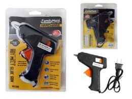 144 Units of Black Glue Gun - Hardware Miscellaneous