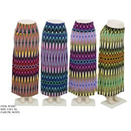 96 Units of Ladies Fashion Skirt - Womens Skirts