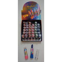 36 Units of Color Change Lip Sticks - Lip Stick