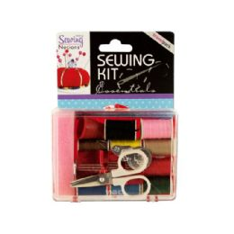 72 Units of Wholesale Sewing Travel Kit - Sewing Supplies