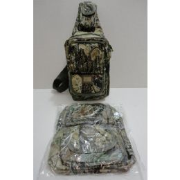 12 Units of Hardwoods Camo Shoulder Bag - Shoulder Bags & Messenger Bags