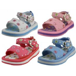 48 Units of Toddlers Sandals - Toddler Footwear