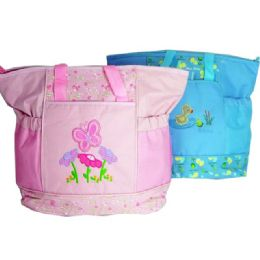 36 Units of Baby Diaper Bag In Two Colors - Baby Diaper Bag