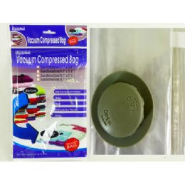 96 Units of Vacuum Compressed Storage Bag - Cleaning Products