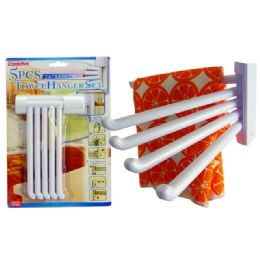 144 Units of 5 Tier Towel Holder - Hangers