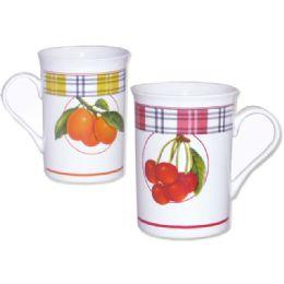 72 Units of Mug Fruit - Coffee Mugs