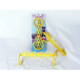 96 Units of Hanger Magic 2pc Yellow - Hangers