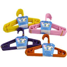 48 Units of 10 Piece Kid's Hangers - Hangers